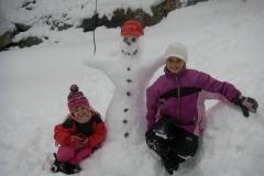 Latschenhof Spaß im Schnee