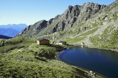 Terento - Lake Tiefrasten