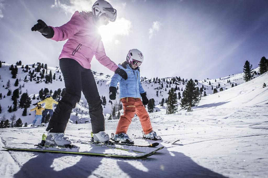 children onn ski