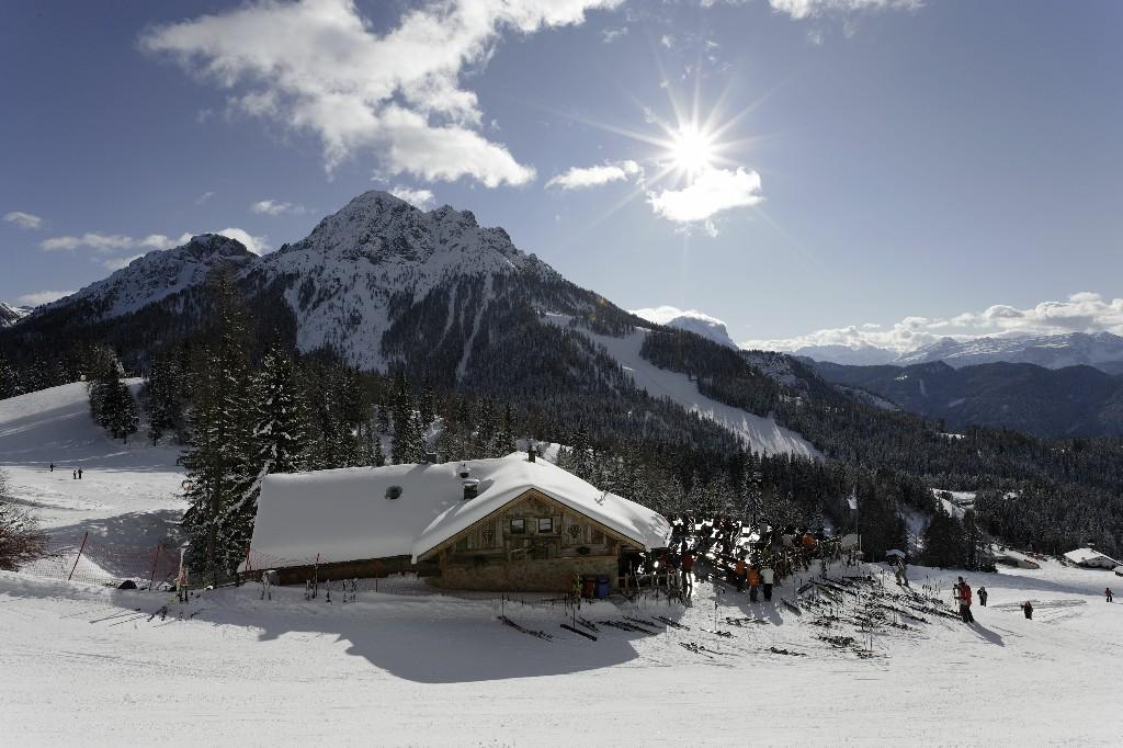 Kronplatz Skihütte